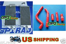 Yamaha YZF250 YZ250F YZ 250 F 2010 2011 10 11  radiator and hose