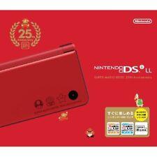 Nintendo DSi LL (Super Mario 25 anniversary specification) Japan new .