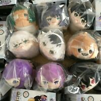 Tokyo Ghoul :re Plush Key Chain Mascot Haise Urie Saiko Juzo Ginshi Arima Toka