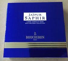 Lot Of 9pc Jaipur Saphir Perfume Body Lotion, Dry Oil, Shower Gel 3 Of Each