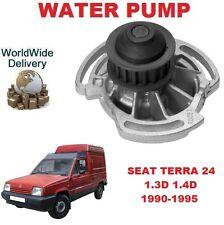 PARA SEAT TERRA + CAJA DE 24 024A 1.3 D 1.4 D 1990-1995 BOMBA DE AGUA NUEVA