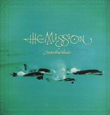 "The Mission(12"" Vinyl P/S)Into The Blue-Vertigo-MTYHX 10-UK-1990-NM/M"