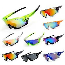 Cycling Eyewear Glasses Sunglasses Men Women Bike Bicycle MTB Goggles+Free Case