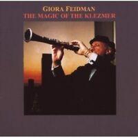 """GIORA FEIDMAN """"THE MAGIC OF KLEZMER""""  CD NEW!"""