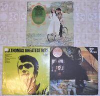 B.J. Thomas, 3 Vinyl Record Lot, All LP, 1 US 1st Press, Raindrops Greatest BJT
