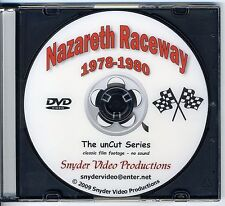 Nazareth Speedway 1978-1980 DVD - Snyder Video Productions