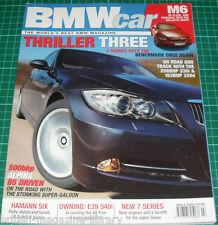 BMW Car March 2005 - BMW E63 M6