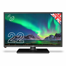 "Cello 22"" Inch Full HD 1080p LED TV Television with Freeview and Satellite Tuner"