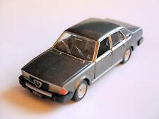 Alfa Romeo 6 Mk II 2 grau grey metallic, Norev Jet-Car 1:43 modifiziert modified