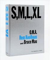 S, M, L, XL, Hardcover by Koolhaas, Rem; Mau, Bruce, Brand New, Free P&P in t...