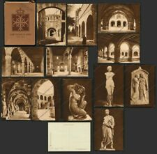 GREECE Aegean RODI 80 RHODES Ρόδος SERIE TERZA 12 Cart. COLONIE FASCISMO - COVER