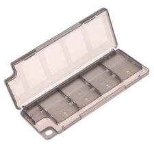 10 en 1 Plastique Jeu de carte mémoire support stockage case Pour Sony PS Vita Noir