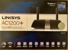 Linksys EA6350 AC1200 Dual-Band Smart Wi-Fi Router - Black