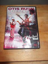 "Otis Rush ""Otis Rush & Friends - Live At Montreux 1986"" DVD EAGLE VISION EU '06"