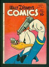 Walt Disney Comics & Stories #69-Golden Age 1946; Donald Duck Vintage; Dell