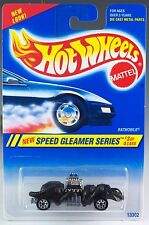 Hot Wheels No. 315 Speed Gleamer Series #3 Ratmobile Black w/7SP's 1995 New
