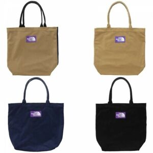 THE NORTH FACE PURPLE LABEL NN7955N Corduroy Tote Bag 4 Colors Japan Tracking
