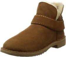 UGG Women's Mckay Winter Boot, Chestnut, Size 7 M