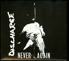Discharge Never Again CD new Punk Rock