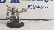 GW Citadel Blood Bowl 2nd Edition Troll Star Player Gorgrat Crunchskull 1991