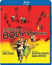 Invasion of the Body Snatchers (Kevin McCarthy) Region A BLURAY - Sealed