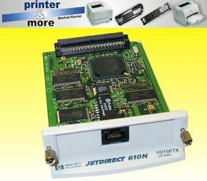 HP Netzwerkkarte für HP Laserjet 4050, 4100, 4200, 4250, 4300, 4350, 5000, 5100