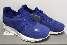 Asics Womens Size 6 Tiger Gel-Lyte V Athletic Running Asics Blue Shoe HL7E9-4545