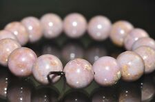 16Pcs 8mm Lovely~Natural Lilac Orchid Lavender PHOSPHOSIDERITE Round Bead C0921