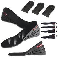 3cm 5cm 9cm Unisex Shoe Lift Height Increase Heel Insoles Booster Insert Taller