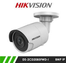 Hikvision DS-2CD2085FWD-I 8MP 4K Network IP CCTV Bullet Camera 30m IR 2.8mm