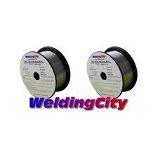 Weldingcity 2 Rolls Gasless Flux Core Mig Welding Wire E71t 11 035 09mm 2 Lb