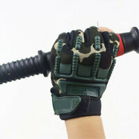Tactical Gloves Half Finger Protect Gear for Child Roller Skating MTB Cycling
