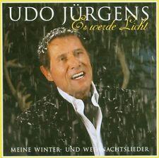 """UDO JÜRGENS """"ES WERDE LICHT """" CD WEIHNACHTSALBUM NEU!!!"""