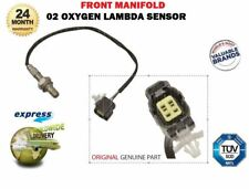 Para Mazda Demio 1.3i 1.5 00-03 Delantero Colector Ajuste Directo 02 Sensor de