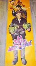 louis de funes LA SOUPE AUX CHOUX !  affiche cinema model rare vintage