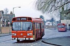 London Transport LS40 KJD540P 6x4 Bus Photo Ref L127