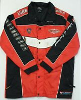 Sprintcars Speedway World Series 1986-2006 20 years Size M Jacket Autographed