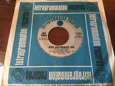 "Deep Purple ""River Deep-Mountain High""/ ""Listen Learn Read On"" 45 VG++ (1968)"