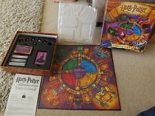 HARRY POTTER AND THE SORCERER's STONE BOARD GAME TRIVIA GAME sorcerers