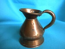 Vintage Copper Measure - 1/2 Gill - No Markings