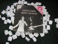 "7"" Pop Elton John John Lennon 3Song AMIGA"