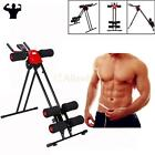 Ab Cruncher Abdominal Trainer Exercise Fitness Core Machine 5 Minute Shaper New