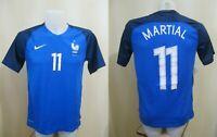 France national team 2016/2017 Home Size M FFF Nike soccer shirt jersey football