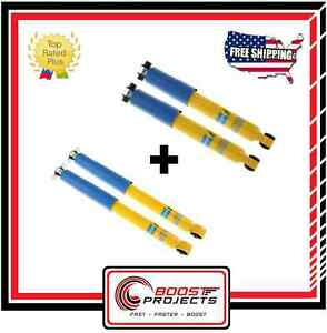 Bilstein Rear & Front Shock Absorbers for Chevrolet Tahoe / GMC Yukon / Cadillac