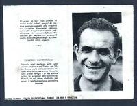Clipping-Ritaglio 1949 da fumetto ED. TAURINIA  - EUSEBIO CASTIGLIANO (TORINO)