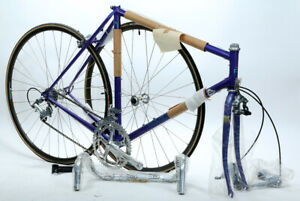 1992 Schwinn Paramount Series 7 PDG 58cm Road Bike Shimano 600 NOS Never Built!