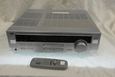 JVC RX-6012V 5.1 Dolby Digital DTS Audio/Video Receiver Amplifier & Remote (AV)
