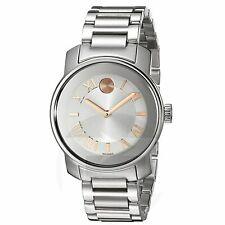 Movado 3600244 Women's Bold Silver Quartz Watch