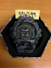 Casio G-Shock Limited Edition Maharishi Watch  GDX6900MH-1   UPC: 079767994907