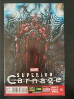 SUPERIOR CARNAGE #2 (2013 MARVEL NOW! Comics) VF/NM Book